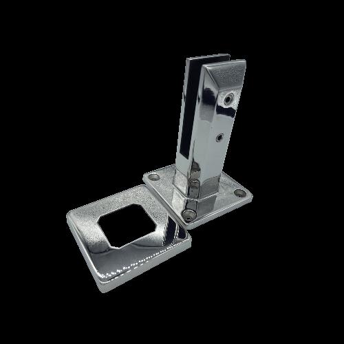 Australia new design Stainless steel spigot swimming pool fencing glass spigot stainless steel post Thumb 1
