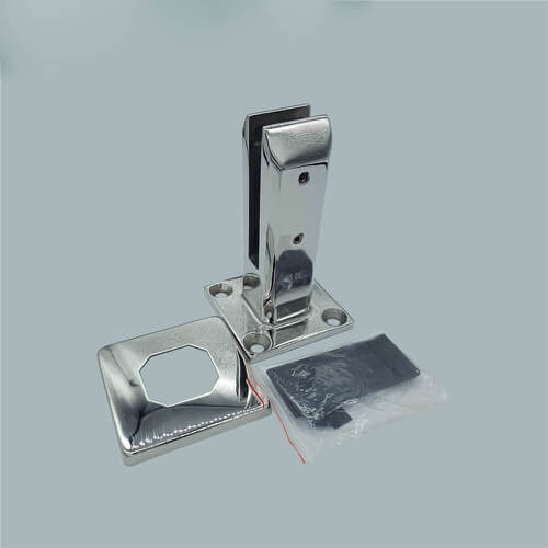 Australia new design Stainless steel spigot swimming pool fencing glass spigot stainless steel post Thumb 2