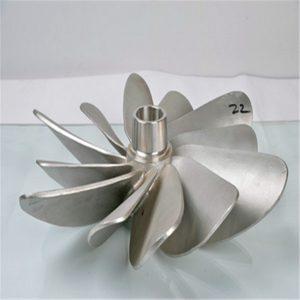 oem casting stainless steel pump impeller