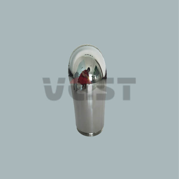 OEM Stainless steel marine hardware round oval vent for boat Thumb 3