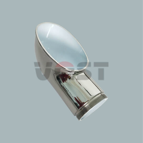 OEM Stainless steel marine hardware round oval vent for boat Thumb 4
