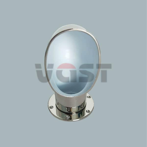OEM Stainless steel marine hardware round oval vent for boat Thumb 5